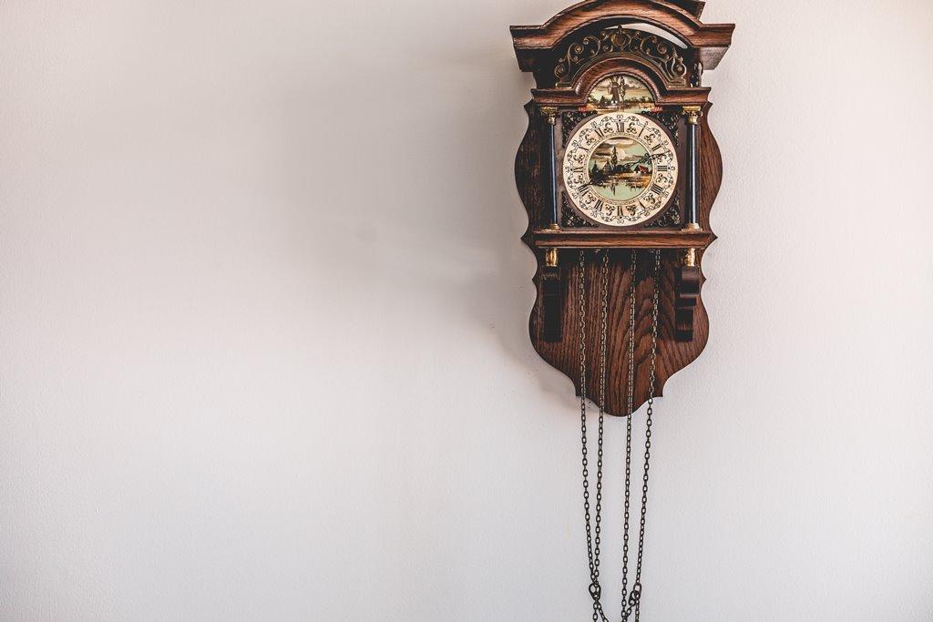 שעון דקורטיבי